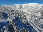Spend the day skiing in Whitefish